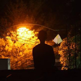 by Thoriq Malawai - City,  Street & Park  Night