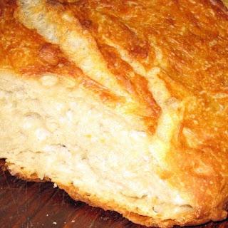 Speedy No-Knead Bread.