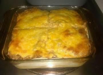 Mexican Lasagna...Ole!