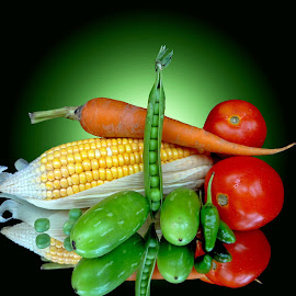 veg by Asif Bora - Food & Drink Fruits & Vegetables (  )