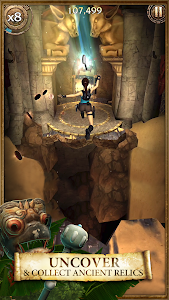 Lara Croft: Relic Run v1.8.88 (Mod Money)