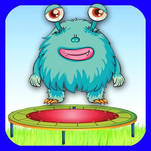 Gumball Jump : Trampoline