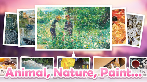 Dream Jigsaw Puzzles World 2019-free puzzles 3.5.1 Screenshots 3