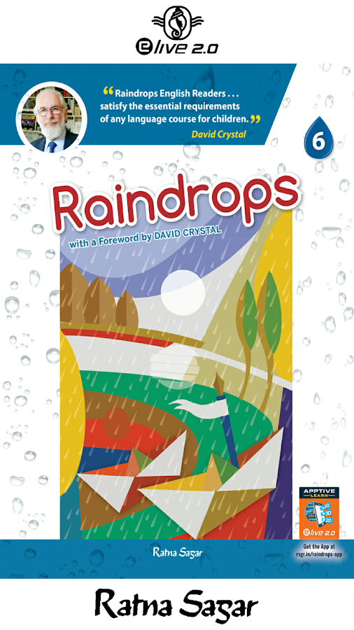 Raindrops 6 AR- screenshot