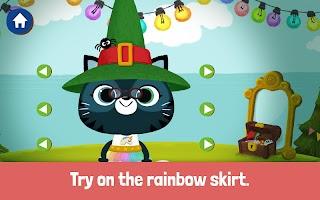 WoodieHoo Dress Up: Animal Fun