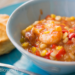 Southern Style Shrimp Stew