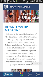 Downtown Highland Park - DTHP- screenshot thumbnail