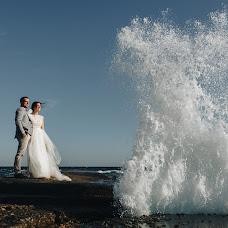 Wedding photographer Kristina Zasukhina (chriszasukhina). Photo of 09.11.2018