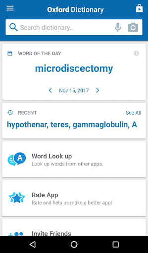 Oxford Medical Dictionary 9.1.283 screenshots 7