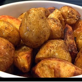 Smoked Paprika Roasted New Potatoes.