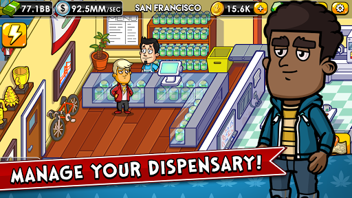 Weed Inc: Idle Tycoon screenshots 3