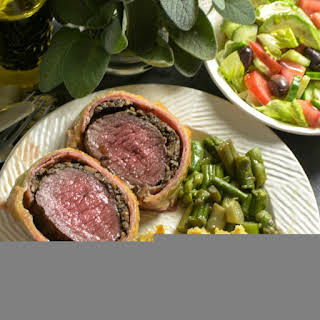 Italian Venison Wellington The Ultimate Elegant Holiday Dish.