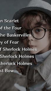 Sherlock Holmes Books for PC-Windows 7,8,10 and Mac apk screenshot 2