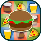 FoodyVille: Street Food Puzzle icon