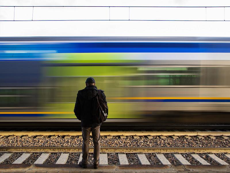 Non e' il mio treno di PaolaPlinia