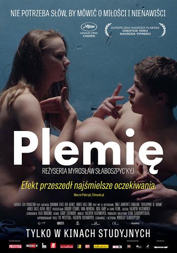 Polski plakat filmu 'Plemię'