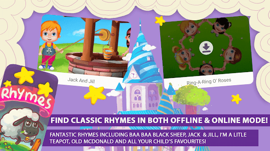 Super School: Rhymes, Learning- screenshot thumbnail