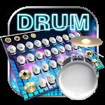 Drum Ryhmes Keyboard Theme Icon