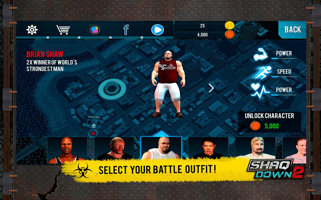 Shaqdown 2- screenshot