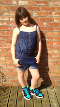 Photo: But what did we come home with? For Betty - Denim playsuit £19.