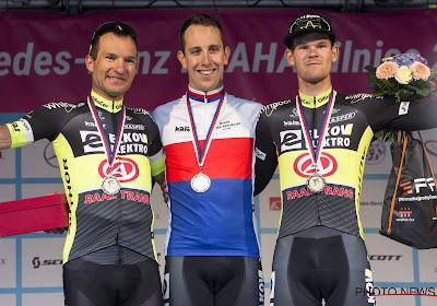 Tsjechië boven in Polen: dubbelslag voor renner van Elkov-Kasper