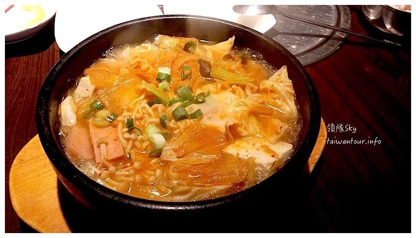 台北美食推薦-中山區韓國媽媽開的韓式餐廳【韓膳宮】