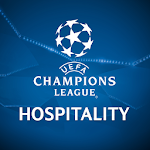 Champions League Hospitality Icon