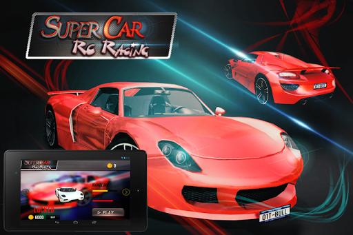 スーパーカーRCレーシング