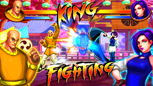 The King Fighters of Street screenshots 4