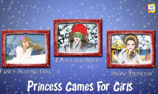 Winter Games For Girls
