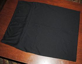 Photo: XL Liz Lange Maternity Pencil Style Skirt with Back slit. Never Worn. $3. Black.