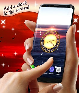 Sunset HD Live Wallpaper Free - náhled