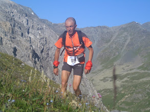 Photo: trail de courchevel 2007