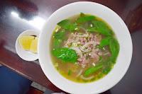 越南秀逢牛肉河粉