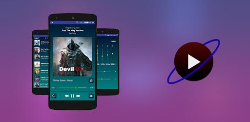 PowerAudio Pro Music Player Aplikácie pre Android screenshot