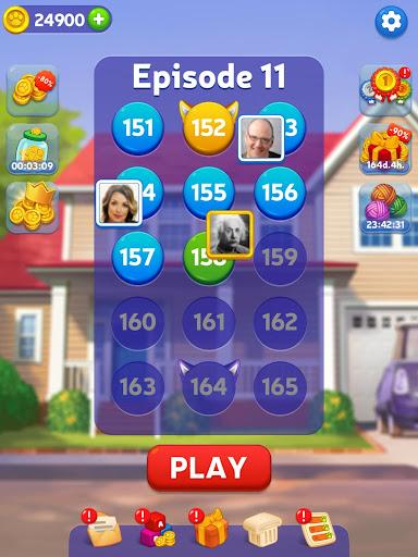 Kitty Scramble: Word Stacks screenshots 24