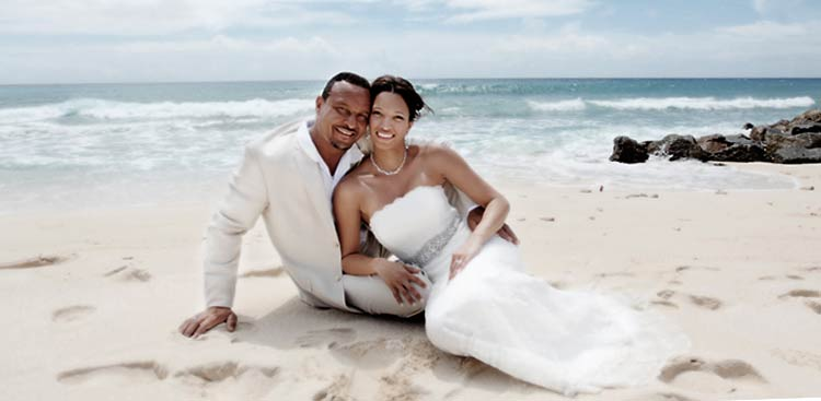 Engaged couples can consider a Shoreside Wedding package with a wedding ceremony on the beach at your port of choice.