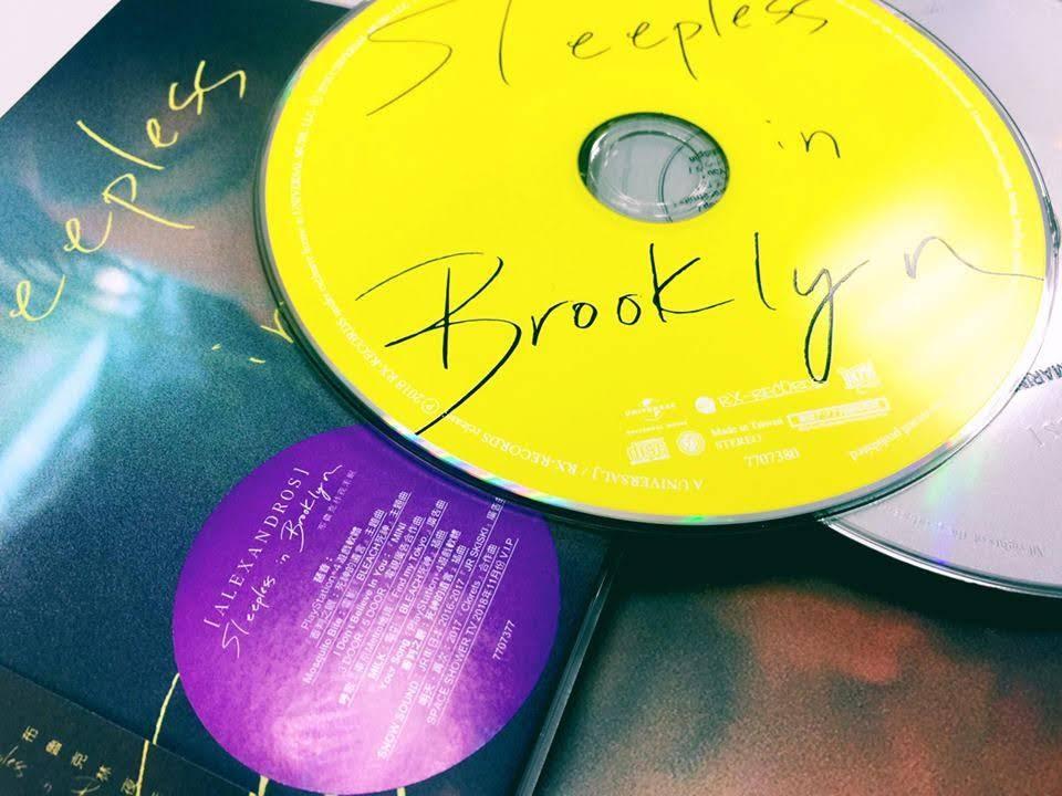 【迷編聽聽】 [ALEXANDROS] 新專《Sleepless in Brooklyn 布魯克林夜未眠》