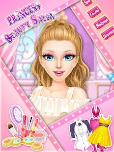Princess Beauty Salon- screenshot thumbnail