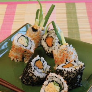 SPICY TEMPEH NORI ROLLS Recipe