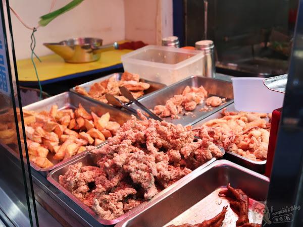 花蓮必吃小吃-德安橋頭香酥雞,知名排隊美食,再久也要排!