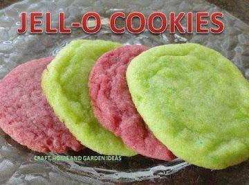 Jello -o- Cookies Recipe