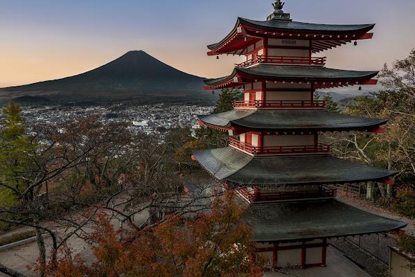 Monte Fuji di Manuel G. Ph.