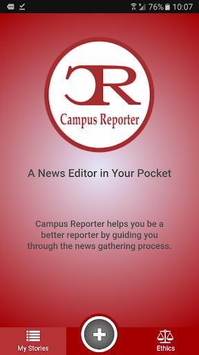 Campus Reporter 1.0.1 1