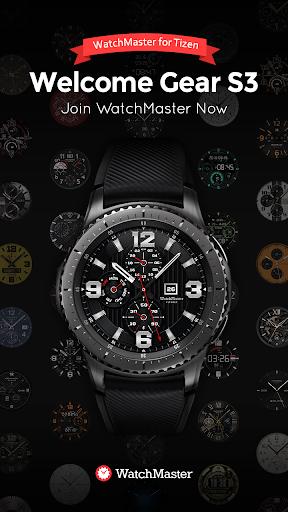 WatchMaster - Watch Face 3.1.9 screenshots 1