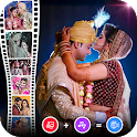 Wedding Video Maker With Music : Photo Animation icon