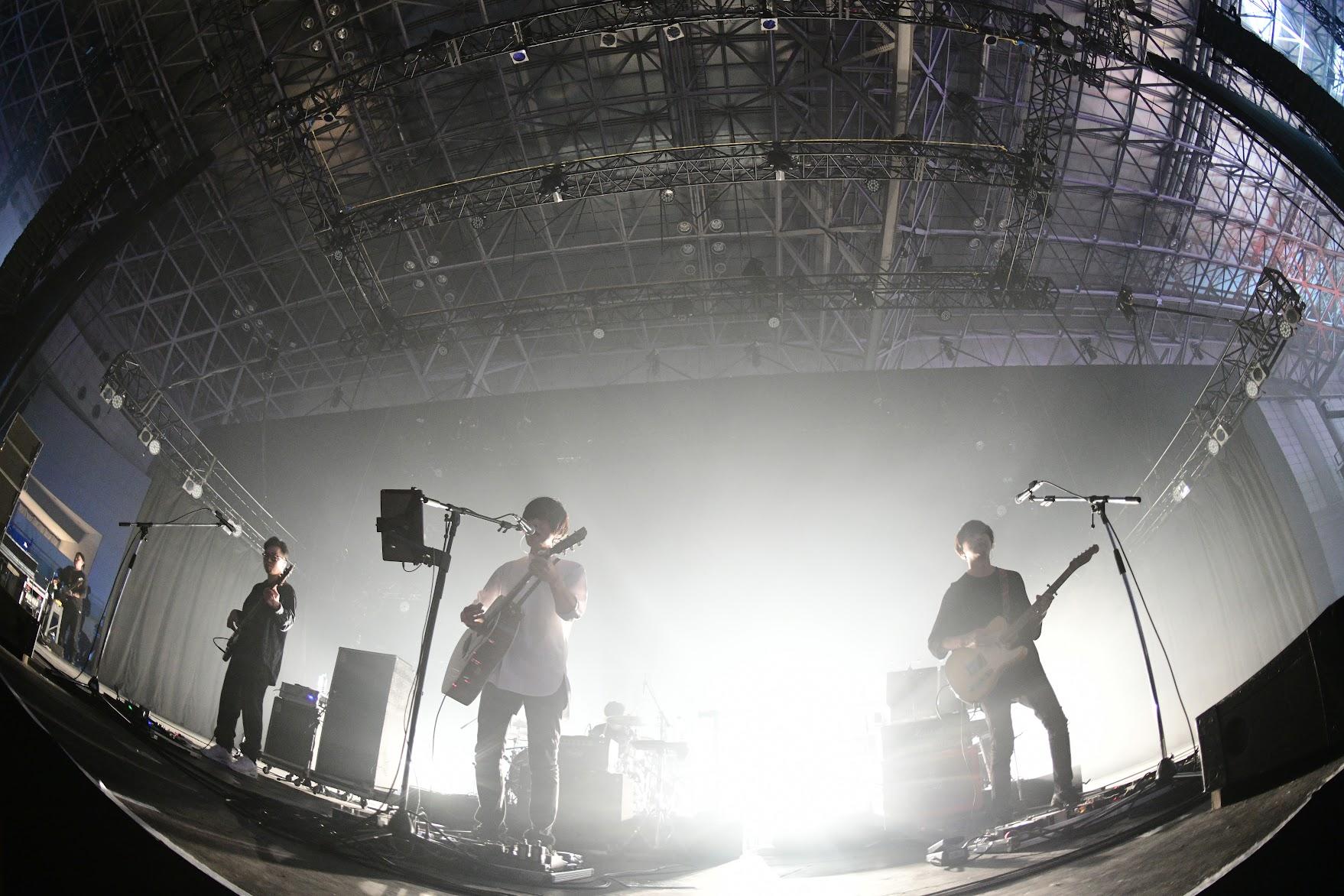 【迷迷現場】COUNTDOWN JAPAN 18/19 androp 溫暖樂音包覆全場 「希望我們的音樂能成為大家的歸屬。」
