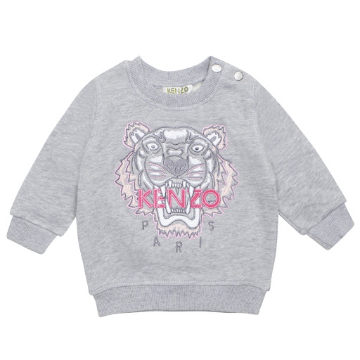 Primary image of Kenzo Baby Tiger Sweatshirt