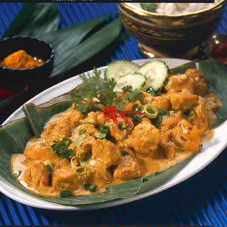 Indonesian Chicken Curry.