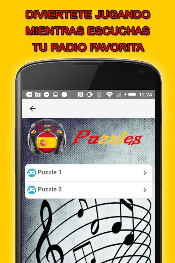 Radio España Gratis- screenshot